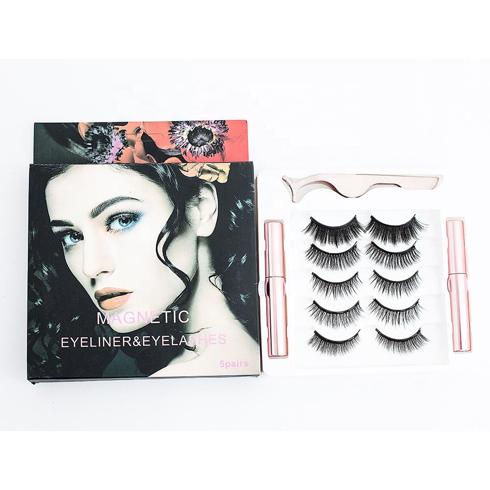 Hot sale magnetic eyelashes