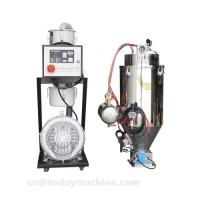 Automatic Transfer Vacuum Powder Machine with 2 hopper
