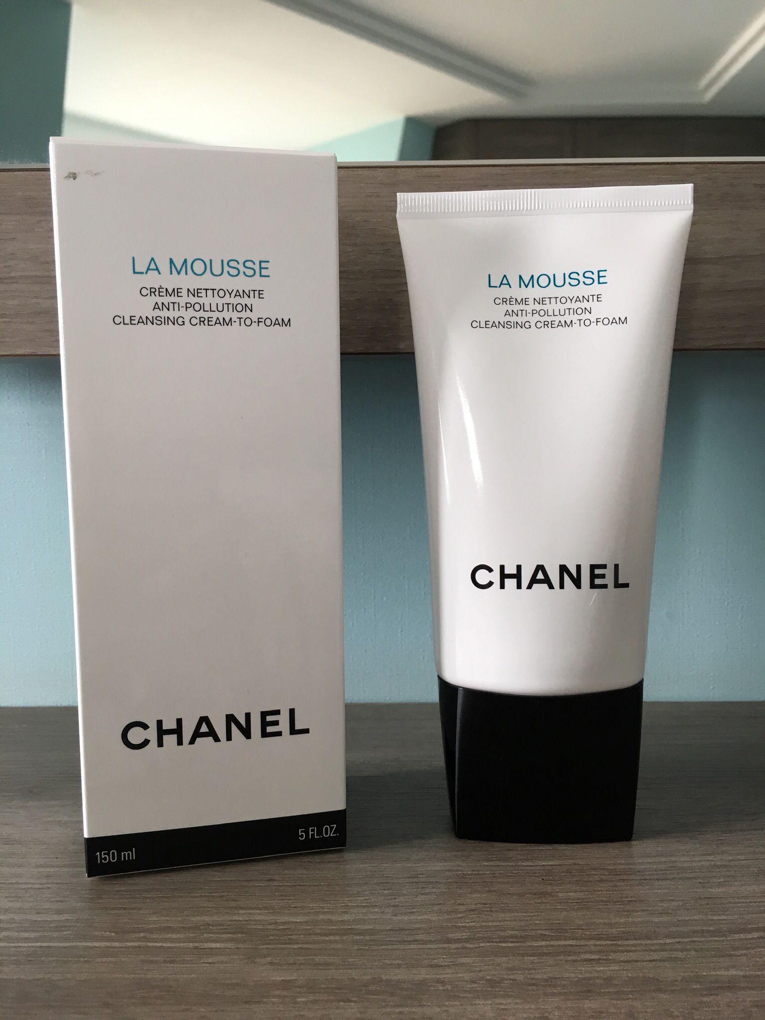 Chanel La Mousse Crème Nettoyante Anti-pollution 150 ML