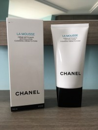 Chanel La Mousse Crème Nettoyante Anti-pollution 150 ML