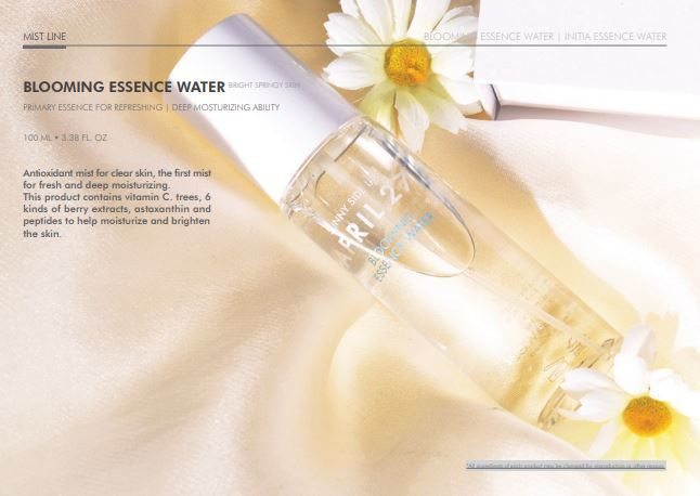 April 27/ Blooming Essence Water