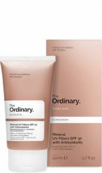 THE ORDINARY Mineral UV Filters SPF 30 with Antioxidants( 50ml ) for sale