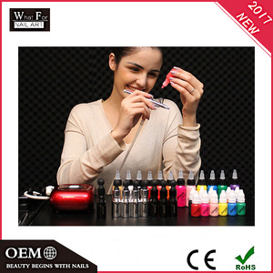 2017 Newest Products Airbrush Paint Spray Gun Kit Set For Nail And Make Up