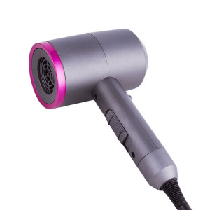 2020 Low Noise Professional Hair Dryer Salon Hot Cold Wind Blower Dry one step Electric Hair dryer