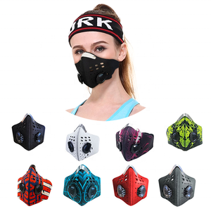 Anti smog anti dust outdoor Sport Safety n95 n99 pm 2.5 filters fashion pollution motorcycle face mask