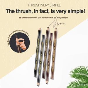 BIOAQUA private label long-lasting Makeup Beauty waterproof eyebrow pencil