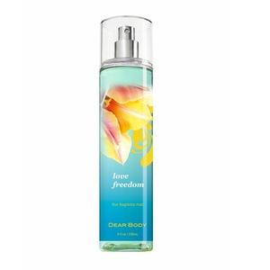 Brand Pink Body Mist Lower Price Hight Quality Fine Fragrance Mist for Women