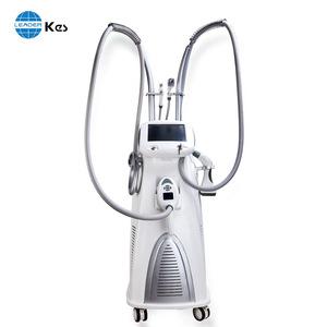 Cooling device fat burning machine fat reducing body shaping cellulite reduction rf velashape beauty salon equipment