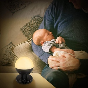 Dimmable Baby Night Light with Position Sensor for Baby Care