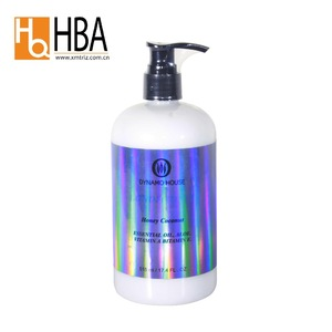 Factory hot selling low MOQ raw material leave in hair conditioner for natural hair