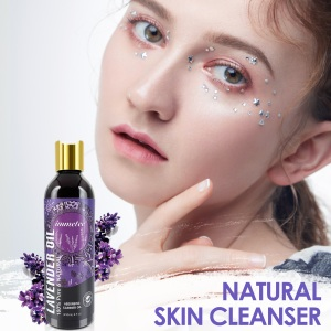 High Quality 100% Flowers Lavender Oil Reduce Nervousness From Agri-Essence Bulgaria Black Castor Organic 230ml Lavender Oil