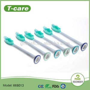 High quality HX6014 sonicare toothbrush head for philips
