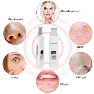 Innovative Products Skin Scrubbers Ultrasonic Cleaning Beauty Machine for Import