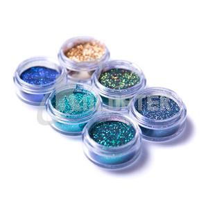 KOLORTEK Use for Face Body Lipstick Bulk Chunky Cosmetic Glitter