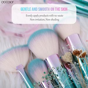 Lips contour eyelash applicator foundation makeup brushes set