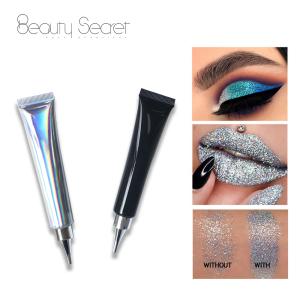 Low MOQ Waterproof Eyeshadow Base Primer Glitter Glue