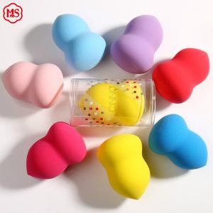 Makeup Suppliers China Premium big size make up Beauty Sponge Blender 3D latex free Makeup Sponge