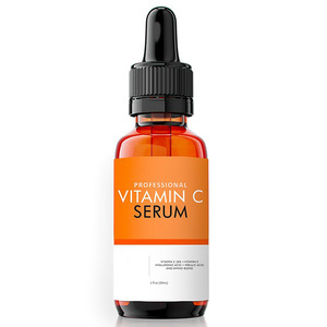 Private Label Face Skin Care 20% Vitamin C Serum With Hyaluronic Acid