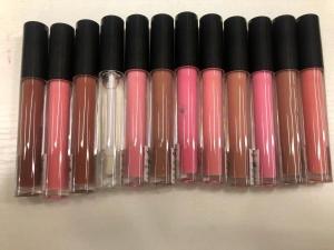 Private Label lipstick Waterproof moisturizing lipgloss base versagel  lip gloss