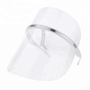 Private Label Multi-functional Korean Beauty Equipment LED light Therapy Mask Face Skin Care for Women and Men