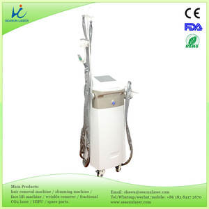 velashape slimming apparatus vacuum non-invasive body contouring treatment for circumferential & cellulite reduction