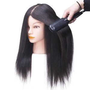 Wholesale Mannequin Training Head With Natural Hair,100% Virgin Human Hair Training Head