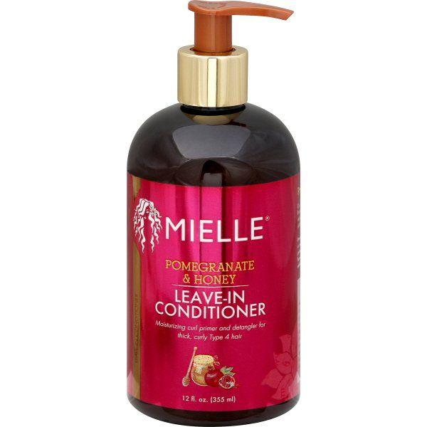 Mielle Organics Pomegranate & Honey Leave In Conditioner 12oz