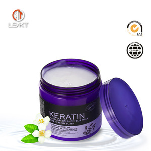 Brazil keratin & vitamin hire softening hair treatment mask