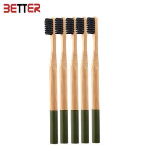 free sample eco natural china wholesale custom bamboo toothbrush