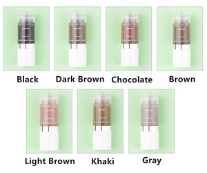 Korea Best Quality Natural Dry Faster Color Changing Tattoo Ink from Factory Direct Supply for Permanent Makeup