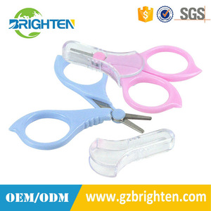 Most popular baby suitable Korean Bailey New Baby Nail Scissors