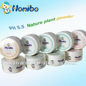Natural herbal baby powder series 140g Prickly heat& diaper rash