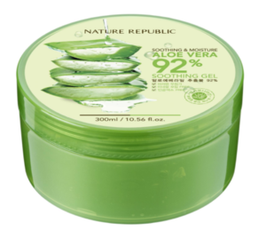 Nature Republic Soothing_Moisture Aloe Vera Soothing Gel 300ml