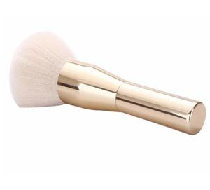 OEM Private Label Facial 1pcs Blush Makeup Mask Brush Cosmetic Foundation Synthetic Wholesale Custom Logo Powder Brushes