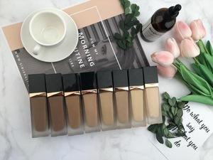 OEM waterproof organic makeup foundation makeup liquid
