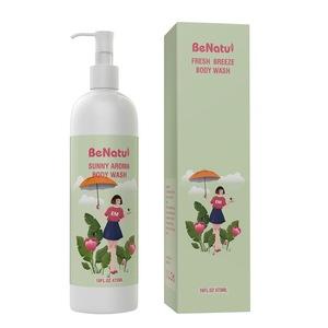 OEM wholesale price best organic brightening body wash