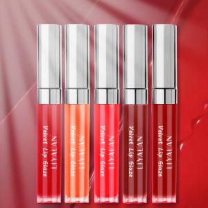 Private Label Cosmetics Lip Gloss Non-Stick Cup Waterproof Shiny Matte Liquid Lipstick Lip Glaze