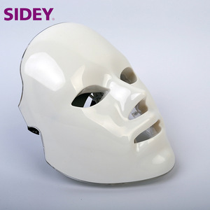 SIDEY Acne Treatment PDT Face Beauty Machine Red/Blue Light Led Therapy Mask For Sale