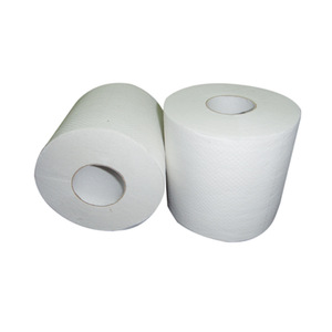 Wholesale biodegradable custom logo toilet paper trump