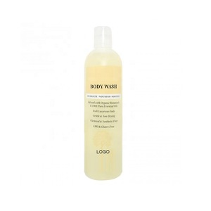 Wholesale OEM Custom Top Selling Body Cleansing Beauty and Personal Care Moisture Body Wash Shower Gel