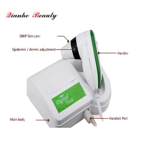 Widely used microscope camera skin analyzer