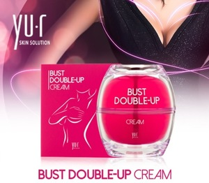 Yu.r Bust Double Up Cream Pack