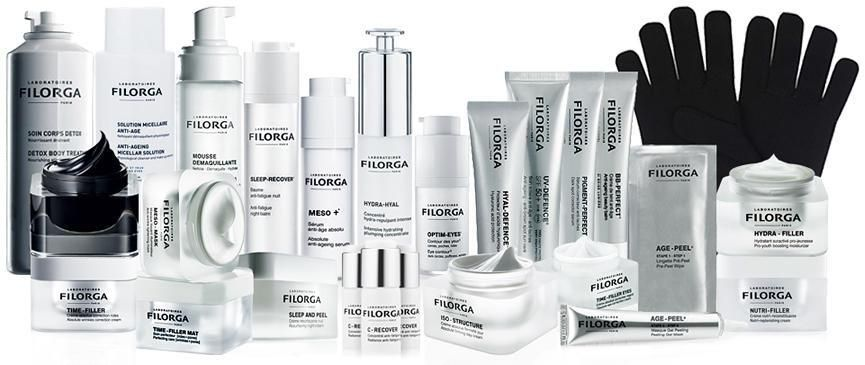 FILORGA PRODUCTS AVAILABLE IN STOCK
