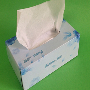 19x20cm Hot sale 100 --200sheet 2 ply 14 gsm facial tissue paper