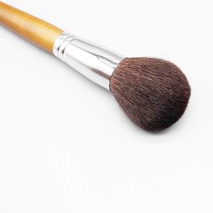 1pc vegan Face Powder Blush Contour beauty Foundation Cosmetic Brush  oem makeup brushes