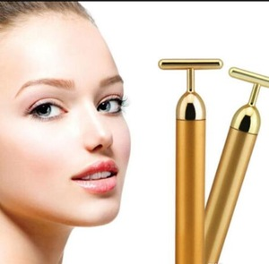24k gold lifting slimming stick face bar for skin care