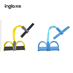 Colorful TPE Body Building Tube Pull Up Bar Expander Wholesale