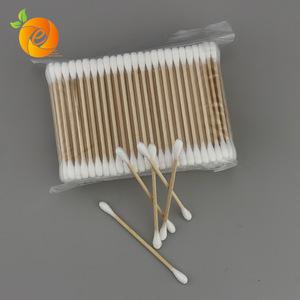 Eco-Friendly Multifunction Double Head Slim Baby Cotton Swab Baby Cotton Bud