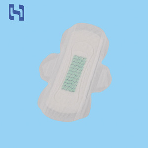 Free samples negative ion anion cotton sanitary napkin lady