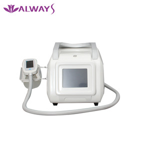 Good material fat freezing device cryotherapy physiotherapy equipment mini cryolipolysis 4 handles portable machine